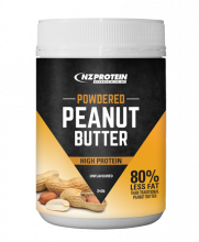nzprotein powdered peanut butter unflavoured