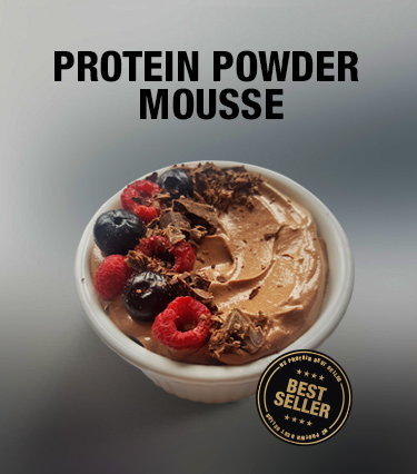 NZProtein main page banner for protein mousse